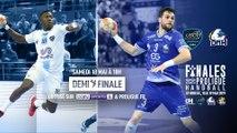 Créteil/Dijon |Demi-finale de Proligue 18-19