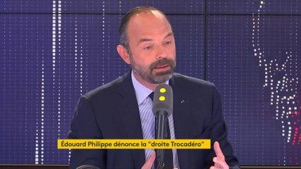 Edouard Philippe - Franceinfo jeudi 16 mai 2019