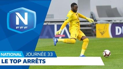 Le Top Arrêts (J33)