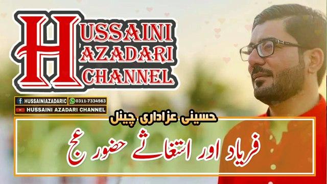 Munajat Bibi Fatima Zahra (s a) | Haider Ali Shirazi Faryaad