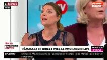 Morandini Live : Karim Zeribi tacle Marine Le Pen et son selfie polémique (vidéo)