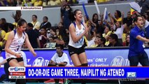 Do-or-die game three, naipilit ng Ateneo