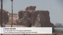 Idyllic Iranian island feels the heat as tensions rise with US