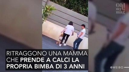 Una mamma aggredisce la sua bimba di 3 anni: il motivo è sconvolgente