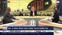 Privatisation d'ADP: le débat de Marie Lebec et de Gilles Carrez - 16/05