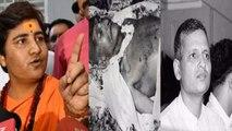 Sadhvi Pragya says Nathuram Godse was a Patriot   Oneindia News