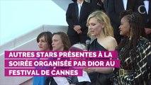 PHOTOS. Cannes 2019 : Eva Herzigova trahie par son haut (très) transparent à la ...