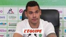 Kolodziejczak «Ramener la Ligue Europa à Saint-Etienne» - Foot - L1 - ASSE