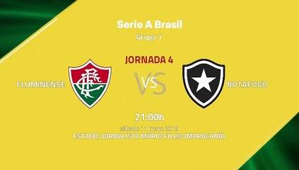 Fluminense-Botafogo Jornada 4 Liga Brasileña 11-05-2019_21-00