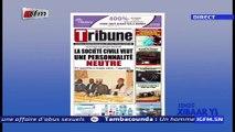 REPLAY - Revue de Presse - Pr : MAMADOU MOUHAMED NDIAYE - 16 Mai 2019