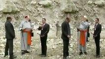 PM Modi offers prayers at Kedarnath, lauds progress of development projects   Oneindia News