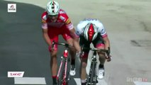 Giro d'Italia 2019   Stage 6   Last KM