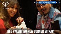 RED VALENTINO New Corner Vitkac with Justyna Czerniak | FashionTV | FTV
