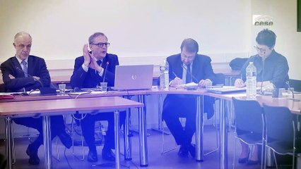 Questions à Dominique LAMOUREUX (Cercle d'éthique des affaires) - RSO - cese