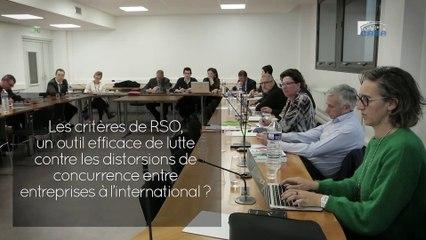 Questions à Rita FAHD (FNE) - RSO - cese