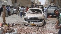 Los bombardeos en Saná dejan al menos 6 muertos y 32 heridos