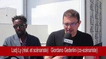 Cannes 2019 : Les Misérables  -Rencontre avec  Ladj Ly (réal. et scénariste) et  Giordano Gederlini (co-scénariste)