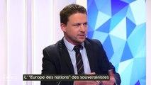 """L'invité de la rédaction - 16/05/2019 - ean de Fouquières, délégué départemental """"Debout la France"""""""