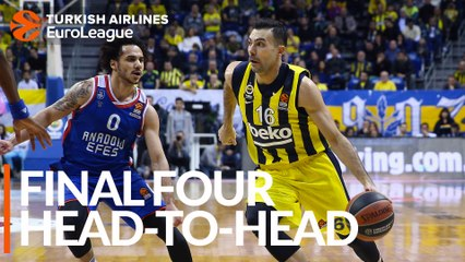 Final Four head-to-head: Larkin vs. Sloukas