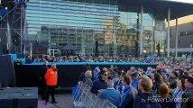 Anderlecht-Genk diffusé sur écran géant à Genk