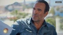 Interview de Jean Dujardin par Augustin Trapenard pour Le Daim - Cannes 2019