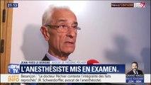 """L'avocat de l'anesthésiste de Besançon dénonce un """"emballement judiciaire"""" après la mise en examen de son client"""