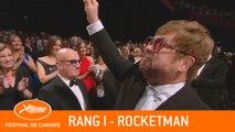 ROCKETMAN - Rang I - Cannes 2019 - VO