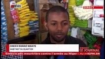 REPLAY - JT Français 20h - Pr : CHERIF DIOP - 16 Mai 2019
