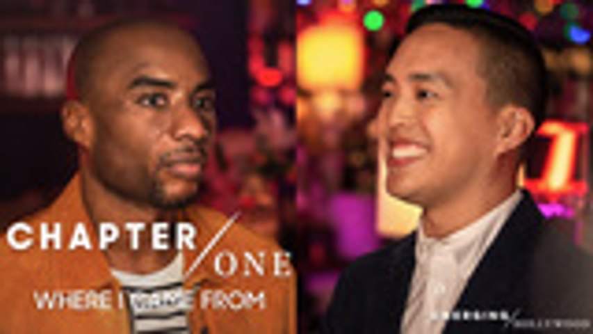 Alan Yang & Charlamagne tha God | Emerging Hollywood Chapter 1: Where I'm From