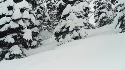 Passing Through - Crystal Mountain Resort - Powder Productions