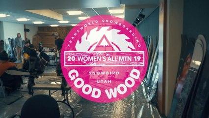 Salomon Pillow Talk Review: Women's All-Mountain Winner – Good Wood Snowboard Test 2018-2019