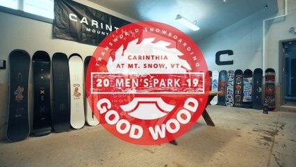 Public General Public: Men's Park Winner – Good Wood Snowboard Test 2018-2019
