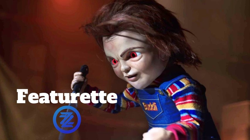 Child's Play Featurette - Bringing Chucky To Life (2019) Aubrey Plaza, Mark Hamill Horror Movie HD