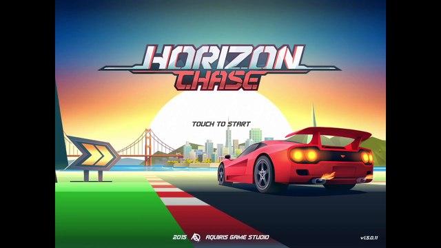 HORIZON CHASE - Tutorial - iOS Mobile Gaming