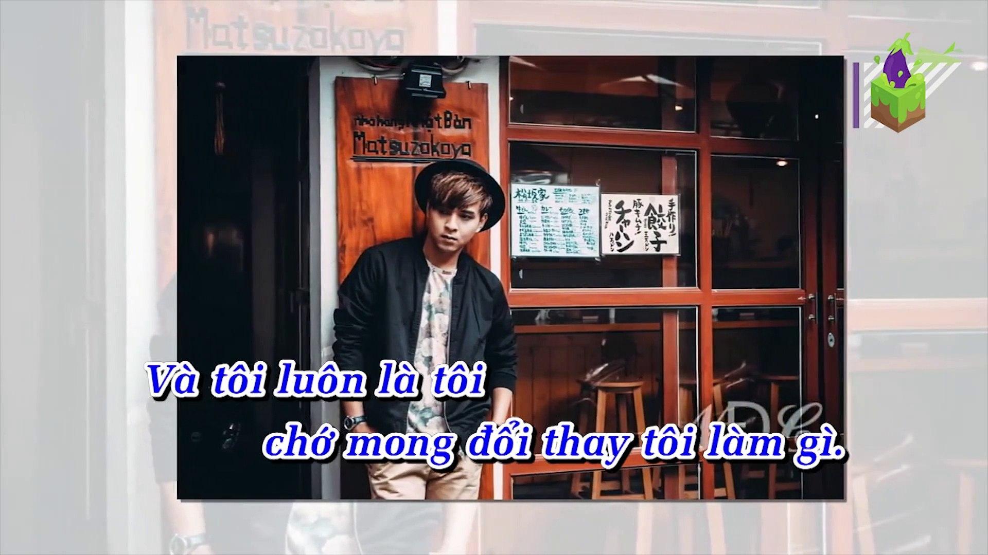 [Karaoke] Tôi Là Tôi (Remix) - Hồ Quang Hiếu [Beat]