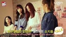 [Chat cùng sao] Đôi môi tạo nên sự quyến rũ cho Girl's day trong album mới