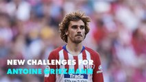 Antoine Griezmann is leaving Atlético de Madrid!