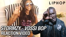 Vossi Bop - Stormzy Reaction Video UK Grime by Barbie