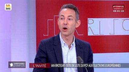 Ian Brossat - Public Sénat vendredi 17 mai 2019