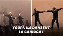"""""""Carioca"""" surprise d'Alain Chabat et Gérard Darmon à Cannes"""