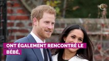 Le prince Charles aux anges ! Il a enfin vu son petit-fils Archie, le bébé de Meghan Markle et du prince Harry