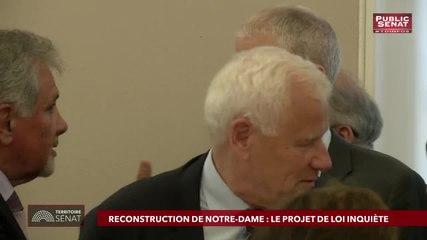 Julien Bargeton - Public Sénat vendredi 17 mai 2019