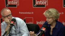 """Thierry Frémaux (délégué général du Festival de Cannes) et Rebecca Zlotowski (réalisatrice) sur Alain Delon : """"Immense acteur mais quelques interviews un peu foireuses"""""""