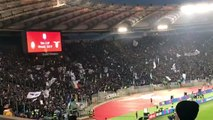 Lazio Rome  - Atalanta, finale de la coupe d'Italie