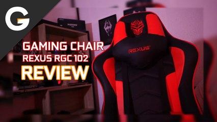 Review Gamebrott -  Kursi Gaming RGC102