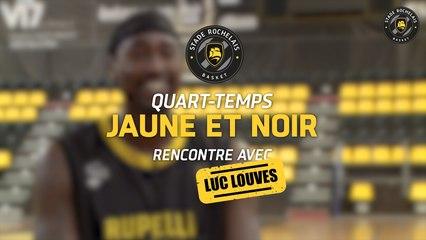 Quart-temps Jaune et Noir- Luc Louves