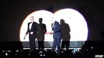 Alain Chabat et Gérard Darmon dansent une Carioca surprise à Cannes