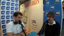Edgar Zeidler au Forum du Livre de Saint-Louis