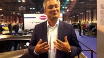 DNA - Interview de Christophe Piochon, directeur général de Bugatti SAS, au salon auto-moto classic de Strasbourg