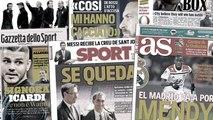 Mauro Icardi sait où il veut jouer la saison prochaine, Daniele De Rossi règle ses comptes avec l'AS Roma